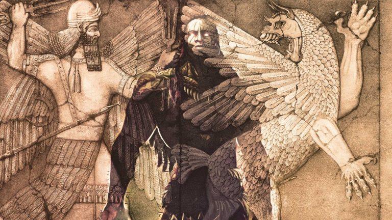 "Marduk, the ""reptilian"" God King and the violent Anunnaki Celestial"